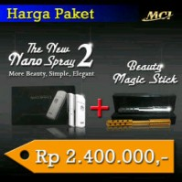 Paket MGI Nano Spray – Magic Stick
